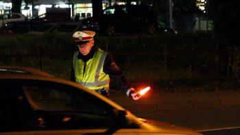 Den Beamten gingen am Wochenende viele Verkehrssünder ins Netz.Symbolfoto: Rauch