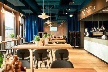 Die Cucina Fabbrica, ist eine tolle Eventlocation für jeden Anlass Fotos: handout/Cucina Fabbrica