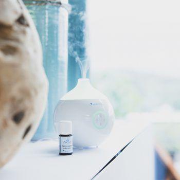 Die feeling-Öle wirken antibakteriell und verzaubern mit angenehmen Düften.