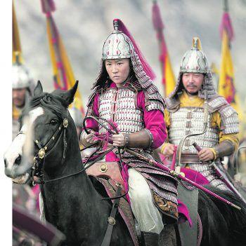 """Die Neuauflage von """"Mulan"""" sorgt bei Filmfans und Aktivisten für Aufregung.Foto: Disney"""