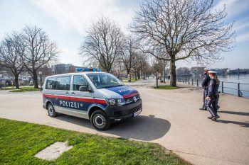 Die Polizei brachte den gefundenen Finger ins LKH Feldkirch.Symbolfoto:VN