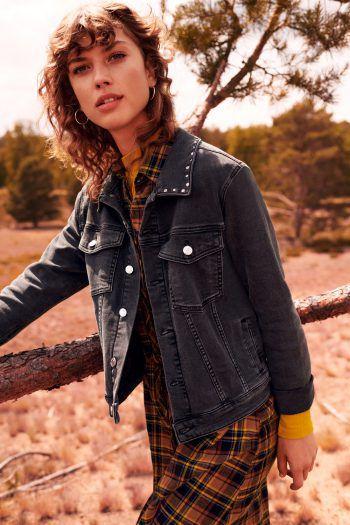 Die s.Oliver Herbst-Kollektion steht ganz im Zeichen von Kord, Herbstfarben und Karomuster: Die tollen Styles gibt es jetzt in allen Filialen!Fotos: handout/s.Oliver
