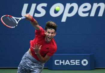 Dominic Thiem in guter Form.Foto: USA Today