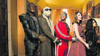 """<p class=""""title"""">Doom Patrol – Staffel 2</p><p>Amazon Prime Video, Serie, Action. Die schrägen Superhelden melden sich zurück und müssen wieder einmal die Welt retten. Diesmal vor Caulders Tochter Dorothy. Startet morgen.</p>"""