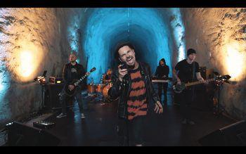 """""""Ein super motivierender und positiv geladener Rock-Song"""": Via QR-Code zur neuen Still-Single """"Bauchgefühl"""". Foto: handout/Luneau"""