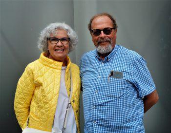 """<p class=""""caption"""">Elisabeth und Hugo Mathis vomVerein der KUB-Freunde</p>"""