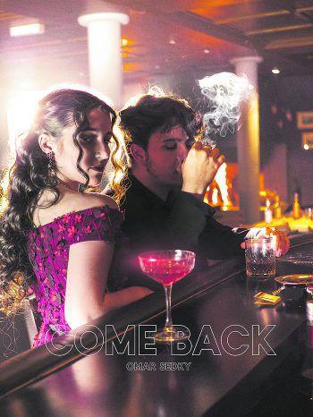 "Via QR-Code zum Musikvideo ""Come back"" von Omar Sedky. Foto: handout/privat"