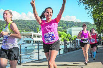 """Ganz nach dem Motto: """"Ohne Frauen läuft nichts"""" findet auch heuer wieder der Bodensee Frauenlauf statt. Foto: W3 Marketing GmbH"""