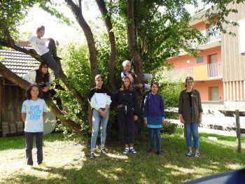 Gut informiert entwickeln junge Leute ihre Gemeinden mit.  Fotos: Sylvia Kink-Ehe, youngCaritas