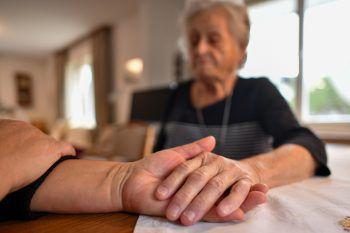 Heute ist der Nationale Aktionstag für pflegende Angehörige.Foto: Lerch