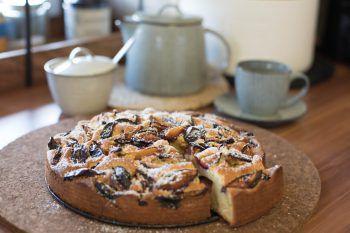Himmlischer Zwetschgengenuss: Ein leckerer und einfacher Kuchen ohne viel Aufwand – das perfekte Rezept für Backanfänger! Fotos: handout/SPAR