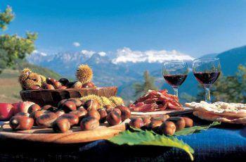 In Südtirol ist das Törggelen Tradition.
