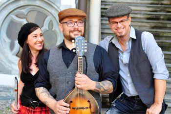 Irish Folk gibt's von Finnegan. Foto: handout/privat