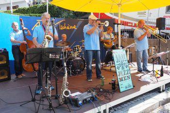 Jailhouse Jazzmen werden am Samstag für die passende Jazz-Stimmung sorgen. Foto: Villa Falkenhorst