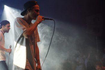 Mooses MC produziert keine Musik für die Masse. Ruhm und Erfolg sind für den 25-Jährigen zweitrangig – er bleibt sich und seiner Musik treu. Fotos: handout Mooses MC