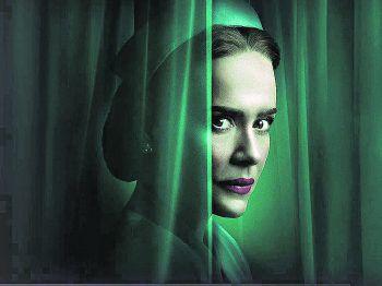 """<p class=""""title"""">Ratched</p><p>Netflix, Serie, Drama. 1947: Mildred Ratched (Sarah Paulson) ist Krankenschwester in einer Psychiatrie. Doch unter ihrer makellosen Fassade lauert eine dunkle Seite. Die Neuadaption von """"Einer flog über das Kuckucksnest"""" ist ab Donnerstag abrufbar.</p>"""