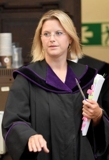Richterin Marion Hohenecker.Foto: APA