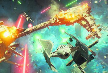 """<p class=""""title"""">Star Wars: Squadrons</p><p class=""""title"""">Bereits erhältlich, PC, PS4, Xbox One. Seit Freitag ist die Action-Flugsimulation im Star-Wars-Universum im Handel erhältlich. Das Game spielt zur Zeit der Original-Film-Trilogie, die Spieler nehmen sowohl als Rebellen und imperiale Piloten im Cockpit Platz.</p>"""