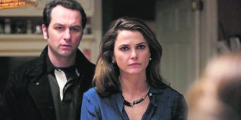 """<p class=""""title"""">The Americans – Staffel 6</p><p>Netflix, Serie, Drama. Dieses Drama erzählt die Geschichte zweier russischer Geheimagenten, die als Familie getarnt zur Zeit des Kalten Krieges in Washington, D.C., Spionage betreiben. Mit Keri Russell und Matthew Rhys.</p>"""