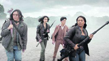 """<p class=""""title"""">The Walking Dead – World Beyond</p><p>Amazon Prime Video, Serie, Horror. Am 5. Oktober startet die erste Staffel des TWD-Spin-offs """"World Beyond"""". Der Ableger erzählt die Geschichte einiger Jugendlicher, die nach der Zombie-Apokalypse erwachsen werden.</p>"""