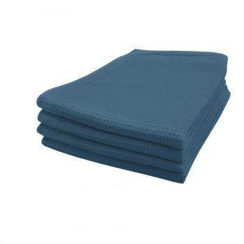 """<p class=""""caption"""">Waffelpiqué-Überwurf aus zertifizierter Bio-Baumwolle, erhältlich in vielen Farben bei Mary Rose um 49,90 Euro.</p>"""