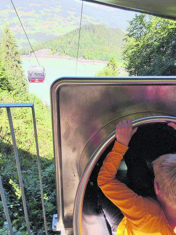 Waldrutschenpark am Golm. Foto: handout/SSOK