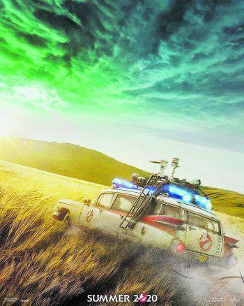 Ghostbusters: LegacyNach dem grottenschlechten Ghostbusters-Remake von 2016 mit Melissa McCarthy und Chris Hemsworth erscheint im kommenden Jahr endlich der offizielle dritte Teil rund um die beliebten Geisterjäger.Start: 11. Juni 2021. Foto: Sony