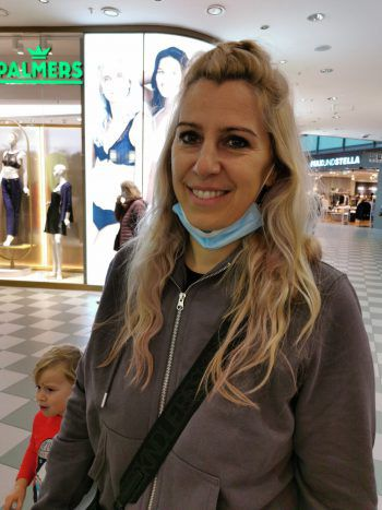 """<p>Mirjana, 43, Wolfurt: """"Mir ist das alles auch ein bisschen zu früh, schließlich war gerade erst Schulanfang. Zudem sollte die Weihnachtszeit eine besinnliche und besondere Zeit sein. Man sollte sich auf das Wesentliche konzentrieren und nicht nur auf das Materielle.""""</p>"""