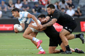 Argentinien gewann gegen Neuseeland zum ersten Mal ein Rugby-Spiel. Foto: APA