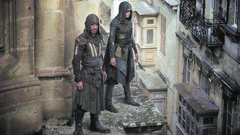 """<p class=""""title"""">Assassin's Creed</p><p>Film, Action/Abenteuer. Durch eine revolutionäre Technologie erlebt Callum Lynch (Michael Fassbender) die Abenteuer seines Vorfahren Aguilar im Spanien des 15. Jahrhunderts. Abrufbar ab Freitag.</p>"""