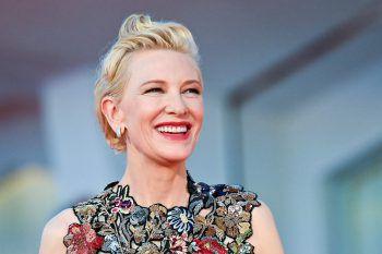 """<p class=""""title"""">               Cate Blanchett              </p><p>Seit 2016 ist die Schauspielerin die offizielle Botschafterin des Weltflüchtlingshilfswerks UNHCR. Doch bereits zuvor war Blanchett ehrenamtlich unterwegs. Sie half beispielsweise einer Organisation in Afrika die Lebensumstände zu verbessern.</p>"""