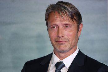 Der dänische Star Mads Mikkelsen. Foto: AFP