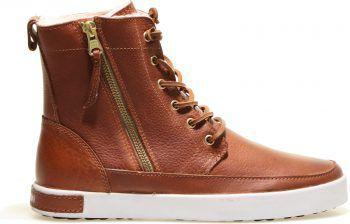 """<p class=""""caption"""">Der mit echtem Lammfell gefütterte Sneaker von """"Blackstone"""" sorgt für warme Füße an kalten Tagen. Erhältlich bei Rosenberger, Preis: 189,90 Euro.</p><p class=""""caption"""" />"""