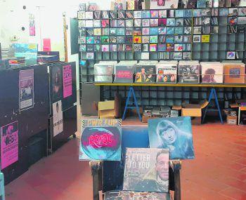 Die Adresse für Musikliebhaber: Im Musikladen Feldkirch können Alben nun auch per Mail bestellt werden. Foto: handout/Musikladen