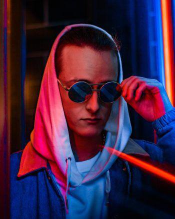Die Corona-Zeit nutzt Independent Rapper D.A.R.I.O. für neue Tracks. Foto: handout/privat