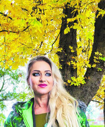 """<p class=""""caption"""">Eine Herbsteinsendung von Eva.</p>"""