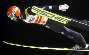 Eisenbichler holte sich in Finnland seinen zweiten Saisonsieg. Fotos: AP