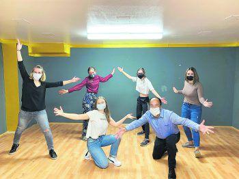 """Das Video zur """"Jerusalema-Dance-Challenge"""" findet ihr auf allen Social-Media-Seiten von WANN & WO.Foto: W&W"""