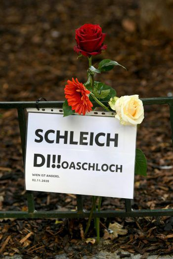 Der Anschlag im vergangenen November erschütterte ganz Österreich.Foto: APA