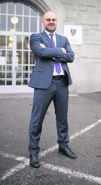 Rechtsanwalt Mag. Patrick Beichl im Sonntags-Talk mit WANN & WO.Fotos: handout/Beichl, Screenshot/Zoom
