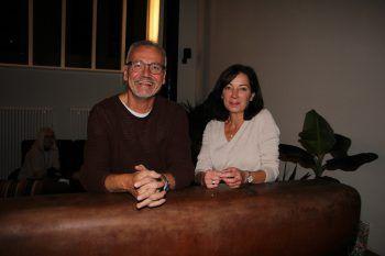 """<p class=""""caption"""">Gerhard und Sabine Ritter.</p>"""