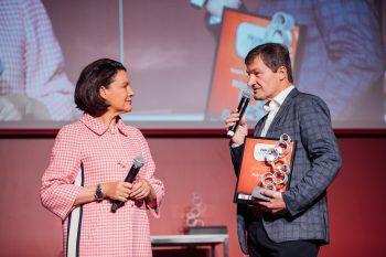 Im vergangenen Jahr durfte Mohrenbrauerei-Geschäftsführer Heinz Huber den Award entgegennehmen – wer sichert sich heuer die Auszeichnung?Fotos: Sams