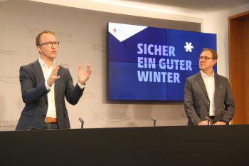 Landesrat Christian Gantner.Foto: VOL Live/Mayer