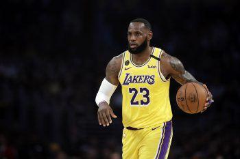 """<p class=""""title"""">               LeBron James             </p><p>Im Anschluss an weitere Fußballspieler erscheint eine andere Sportkategorie auf der Forbes-Liste, die durch LeBron James vertreten wird. Mit 88,2 Millionen US-Dollar befindet sich der Basketballstar auf Platz fünf der bestbezahlten Sportler.</p>"""