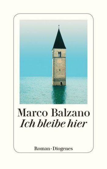 Marco Balzano: Ich bleibe hierEin idyllisches Bergdorf in Südtirol – doch die Zeiten sind hart. Von 1939 bis 1943 werden die Leute vor die Wahl gestellt: entweder nach Deutschland auszuwandern oder als Bürger zweiter Klasse in Italien zu bleiben. Trina entscheidet sich für ihr Dorf, ihr Zuhause. Als die Faschisten ihr verbieten, als Lehrerin tätig zu sein, unterrichtet sie heimlich in Kellern und Scheunen. Und als ein Energiekonzern für einen Stausee Felder und Häuser überfluten will, leistet sie Widerstand.