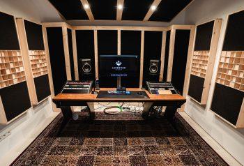 """<p class=""""caption"""">Mehr Infos zum Tonstudio gibt es auf der Homepage unter www.lakewoodstudio.at. </p>"""