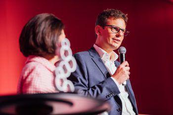 """Roland Comploj, CEO der Getzner Textil AG, durfte im letzten Jahr die Auszeichnung zu """"Vorarlbergs erfolgreichste Familienunternehmen"""" entgegennehmen. Foto: Sams"""