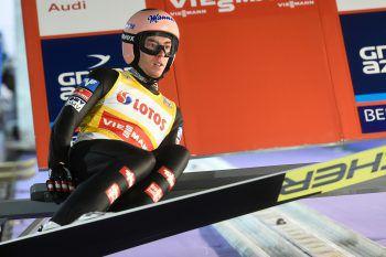 Sieg im ersten Springen für das ÖSV-Team in Polen vor Deutschland.Foto: GEPA