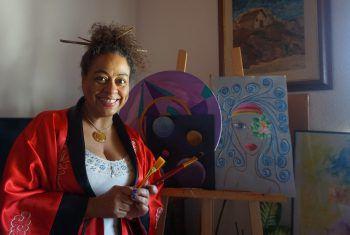 Tânia half mit ihrer Leidenschaft bereits unzähligen Kindern in Not.Fotos: handout/#wonderwoman