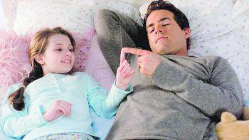 """<p class=""""title"""">Vielleicht, vielleicht auch nicht</p><p>Film, Komödie. Ryan Reynolds als William Hayes wird durch seine Tochter mit seiner Vergangenheit konfrontiert. Er muss sich der Wahrheit stellen. Ab Donnerstag.</p>"""